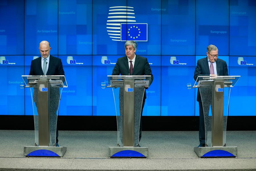 Η ΟΝΕ αλλάζει: Πού κατέληξαν οι ολονύκτιες διαπραγματεύσεις του Eurogroup