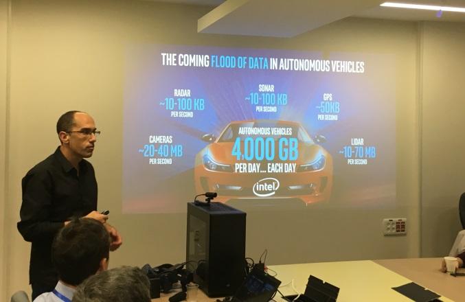 Aποστολή στο Ισραήλ: Ο CEO της Intel εξηγεί πώς τα δεδομένα είναι το νέο «καύσιμο» των επιχειρήσεων