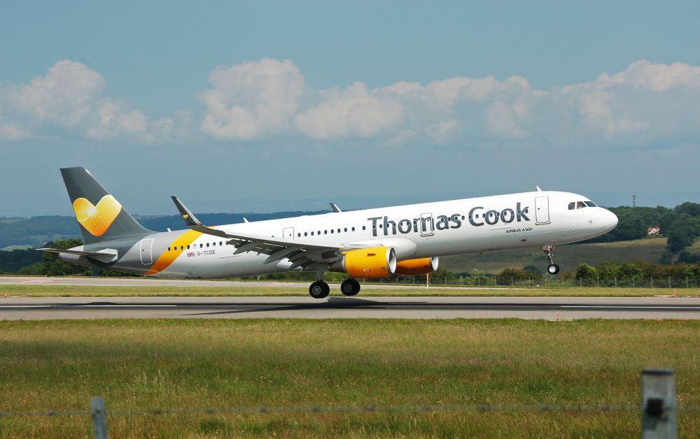 Thomas Cook: Σημαντική βουτιά για τη μετοχή και μείωση της αξίας της εταιρείας