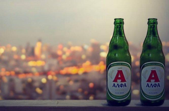 Tη μπίρα «AΛΦΑ» θα διανείμει στις ΗΠΑ η Αθηναϊκή Ζυθοποιία