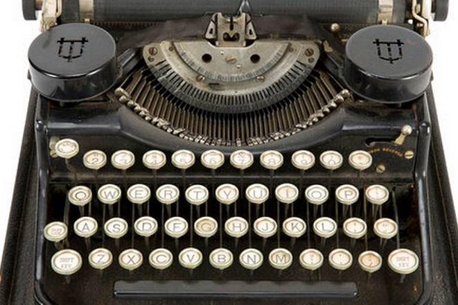 hefne-typewriter