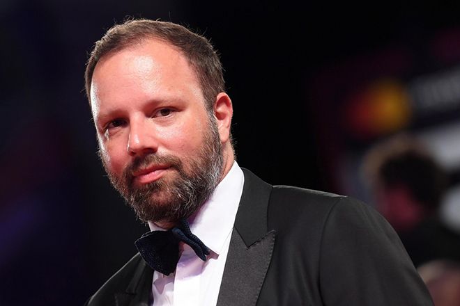 epa06985544 Greek director Yorgos Lanthimos arrives for the premiere of 'The Favourite'  during the 75th annual Venice International Film Festival, in Venice, Italy, 30 August 2018. The movie is presented in the official competition 'Venezia 75' at the festival running from 29 August to 08 September 2018.  EPA/CLAUDIO ONORATI