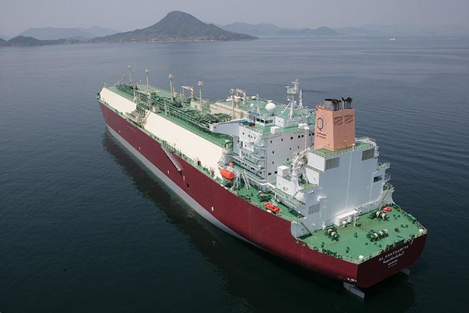 Το πρώτο πλοίο LNG στην Ανατολική Μεσόγειο κατασκευάζει η ΔΕΠΑ