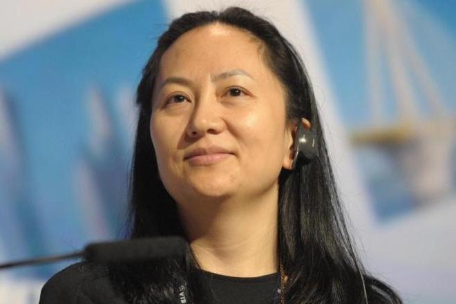 wanzhou-meng huawei