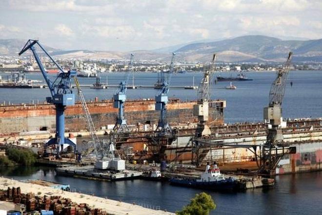 Στην τελική ευθεία η διάσωση των Ναυπηγείων Ελευσίνας- Ελληνοαμερικανική επένδυση άνω των 400 εκατ. δολαρίων