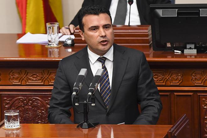 Πρόωρες εκλογές στη Βόρεια Μακεδονία εξήγγειλε ο Ζόραν Ζάεφ