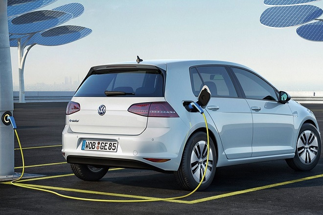 volkswagen-electric car