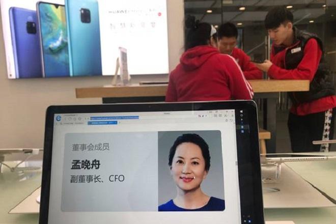 Πώς η σύλληψη της κληρονόμου της Huawei ανατρέπει τα δεδομένα