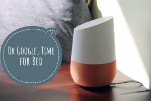 google-bed