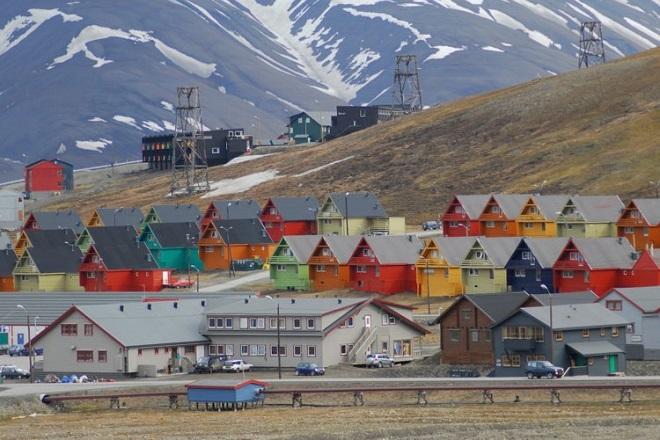 Φωτογραφίες: Έτσι είναι να ζει κανείς στη βορειότερη πόλη του κόσμου