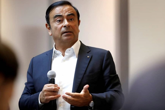 Απαγγέλθηκαν σήμερα κατηγορίες στον πρώην ισχυρό άνδρα της Nissan- Παρατάθηκε η κράτησή του (upd)