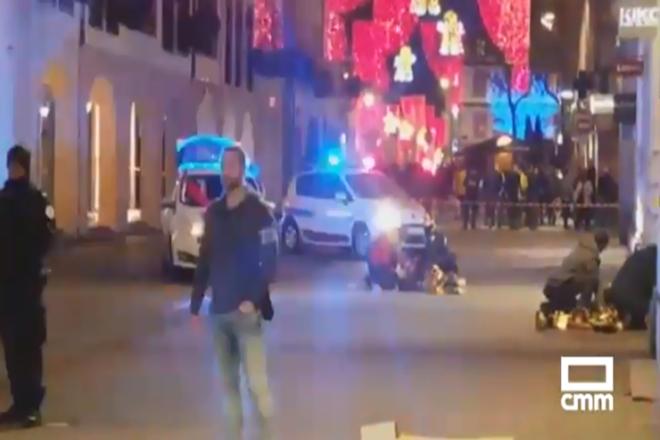 Ένοπλη επίθεση στο κέντρο του Στρασβούργου – Δύο νεκροί και τουλάχιστον έντεκα τραυματίες