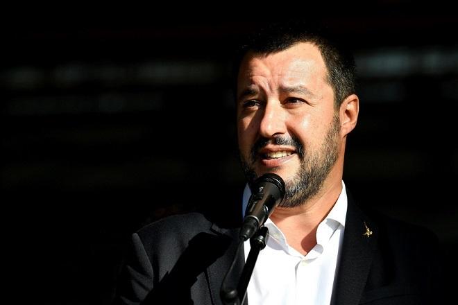 Ο Σαλβίνι ξεκινά εκστρατεία για τις ευρωεκλογές- Με ποιους θα συμμαχήσει