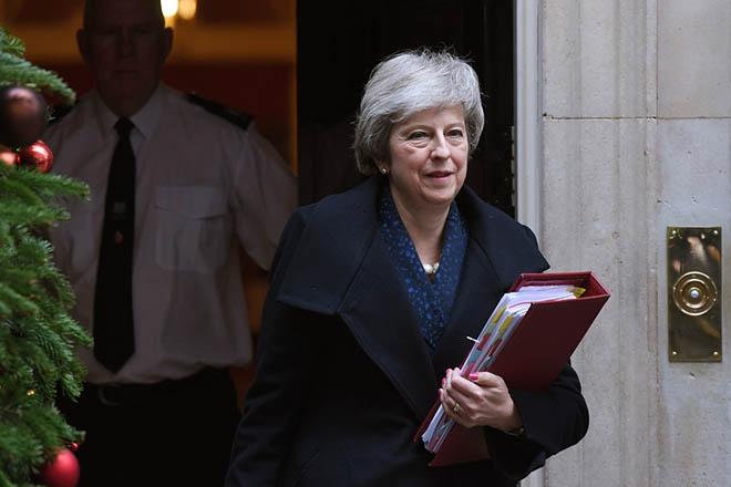 Το Plan B του Brexit θα παρουσιάσει σήμερα στο βρετανικό κοινοβούλιο η Μέι