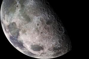 Σελήνη / Πηγή: NASA Goddard