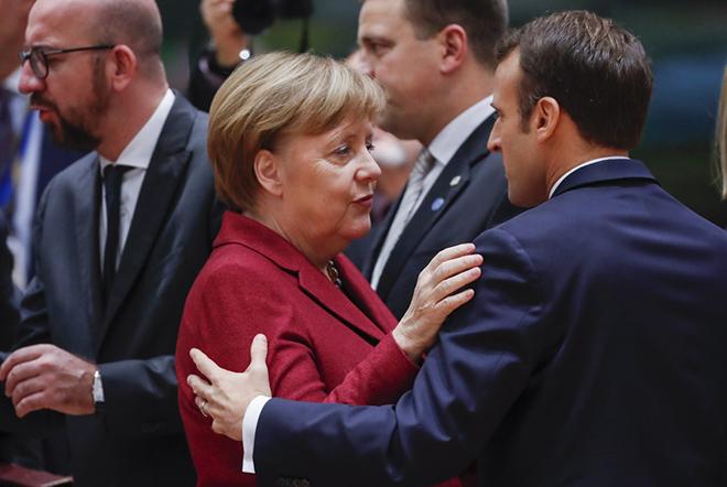 Γαλλογερμανικό «ΟΚ» για προϋπολογισμό της ευρωζώνης