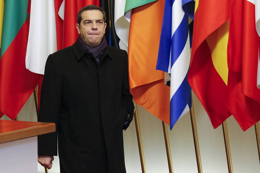 Τσίπρας: Η ευρωπαϊκή ηγεσία δεν τολμά να πάρει κρίσιμες αποφάσεις