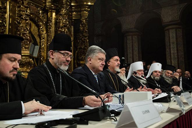 Αυτοκέφαλη ανακηρύχθηκε η Εκκλησία της Ουκρανίας