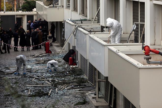 Ανακοίνωση της εφημερίδας«ΚΑΘΗΜΕΡΙΝΗ» για την τρομοκρατική επίθεση στα γραφεία της
