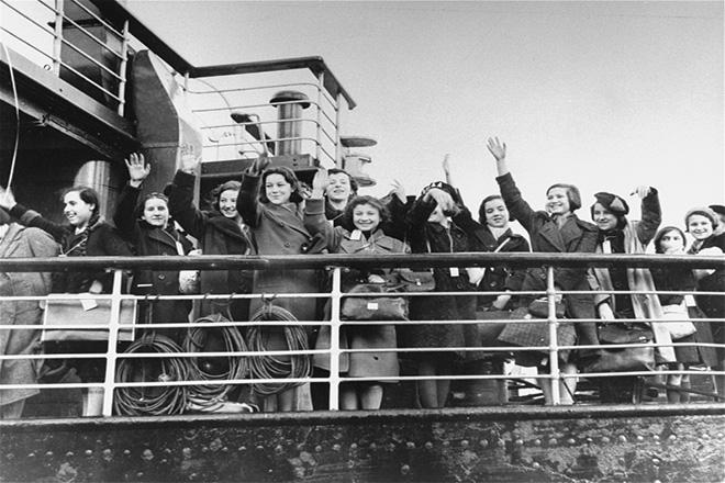 Ιστορική απόφαση της Γερμανίας για αποζημιώσεις στους επιζώντες του προγράμματος «Kindertransport»