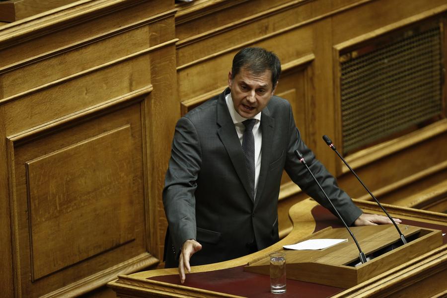 Θεοχάρης: Πρώτη προτεραιότητα η επένδυση του Ελληνικού