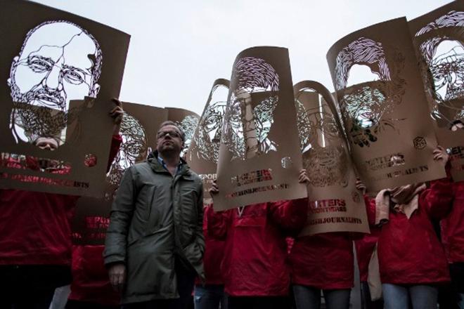 Βαρύς ο φόρος αίματος των ανθρώπων του Τύπου το 2018