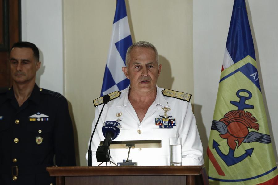 Αρχηγός ΓΕΕΘΑ: Εάν οι Τούρκοι ανέβουν σε ελληνική βραχονησίδα, θα την ισοπεδώσουμε