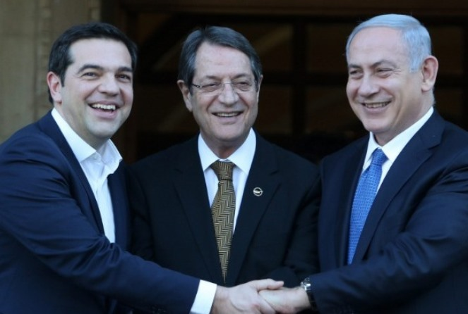 Ελλάδα – Κύπρος – Ισραήλ ενισχύουν τη συνεργασία τους σε μια κρίσιμη περίοδο