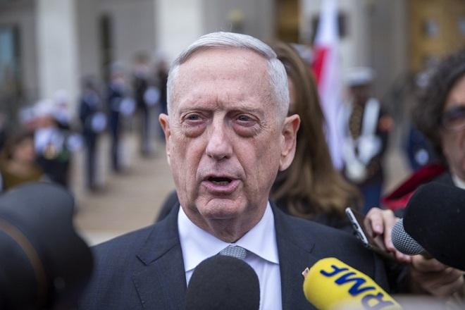 Παραιτήθηκε ο Αμερικανός υπουργός Άμυνας επικαλούμενος διαφορές απόψεων