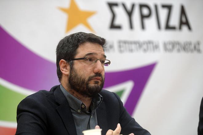 Ο Νάσος Ηλιόπουλος έλαβε το χρίσμα: Υποψήφιος δήμαρχος του ΣΥΡΙΖΑ στον Δήμο Αθηνών