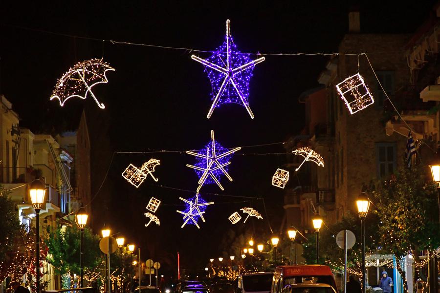 Χριστούγεννα : Η Αθήνα θα «φορέσει» τα πιο γιορτινά της και θα φωταγωγηθεί περισσότερο από ποτέ