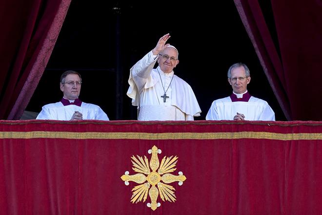 Ο Πάπας Φραγκίσκος καλεί την ανθρωπότητα να δει την διαφορετικότητα ως πηγή πλούτου