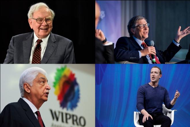 Δέκα δισεκατομμυριούχοι με απίστευτα λιτές οικονομικές συνήθειες