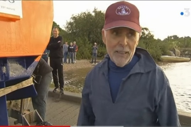 Ένας 71χρονος Γάλλος θα διασχίσει τον Ατλαντικό μέσα σε ένα… βαρέλι