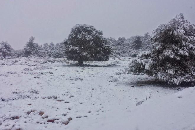 Εκτακτο δελτίο επιδείνωσης του καιρού – Που θα χιονίσει την Πρωτοχρονιά