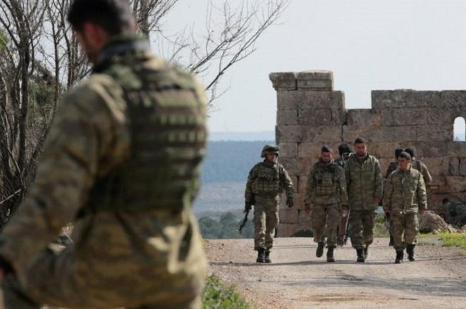 Χουριέτ: Τούρκοι κομάντος ξεκίνησαν να μπαίνουν στη Συρία