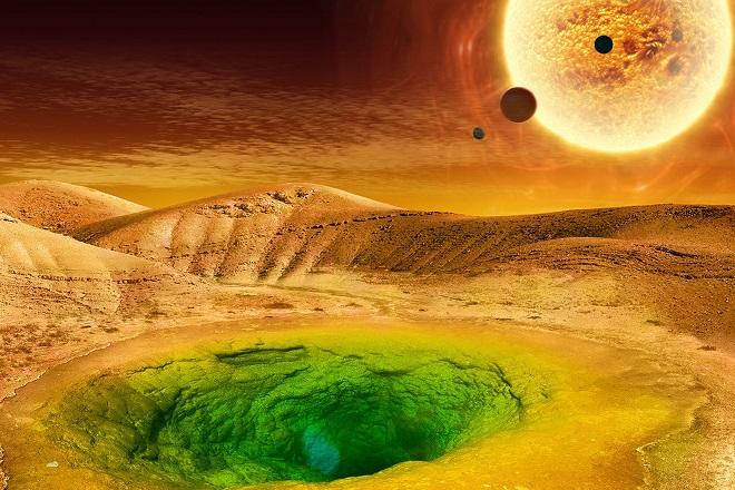 Οι παράξενοι κόσμοι εκεί έξω: Οι επτά πιο ενδιαφέροντες εξωπλανήτες που ανακαλύφθηκαν το 2018