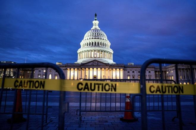 Τραμπ: Οι Δημοκρατικοί δεν διαπραγματεύονται για να τερματιστεί το shutdown