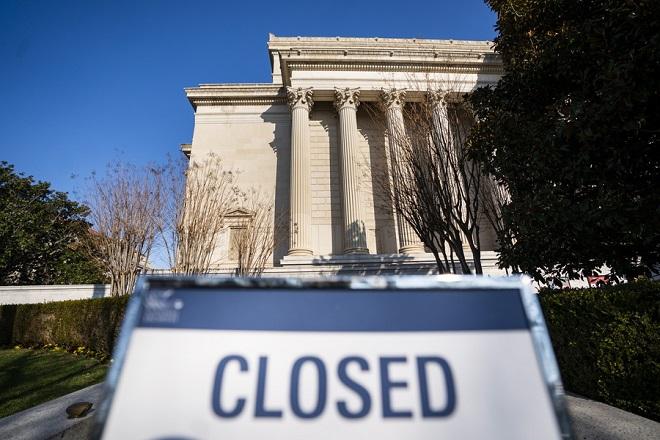 Περνά στην ιστορία το shutdown στις ΗΠΑ ως το μακροβιότερο