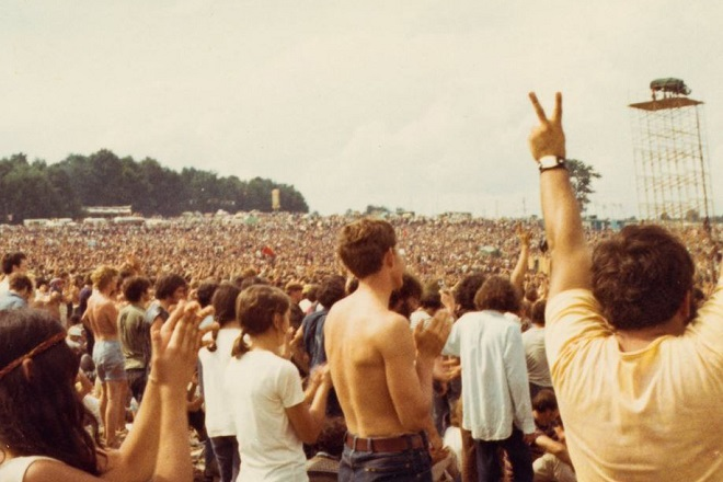 Το 50ό Φεστιβάλ Γούντστοκ επιστρέφει στον τόπο όπου ξεκίνησαν όλα πριν από 50 χρόνια
