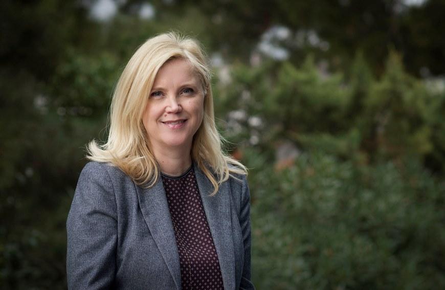 Mαρία Καπετανάκη, γενική διευθύντρια - Deal Advisory & Forensic της KPMG.