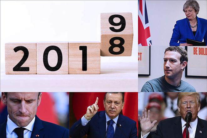 Οι πρωταγωνιστές του 2018 και ο ρόλος τους στο 2019
