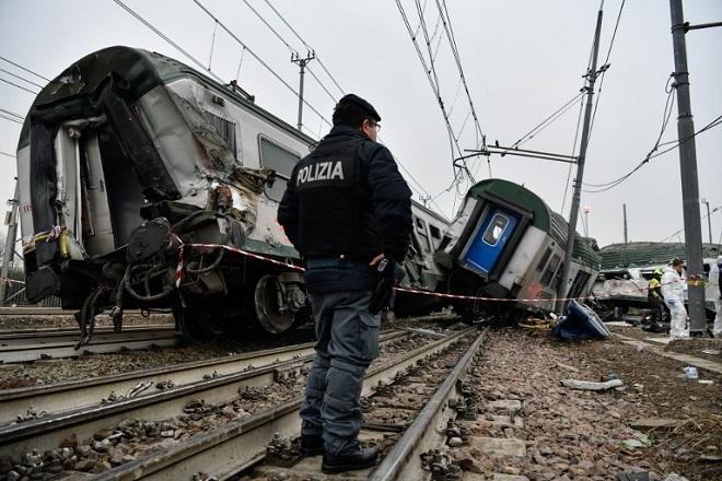 Στους οκτώ οι νεκροί από το σιδηροδρομικό δυστύχημα στη Δανία