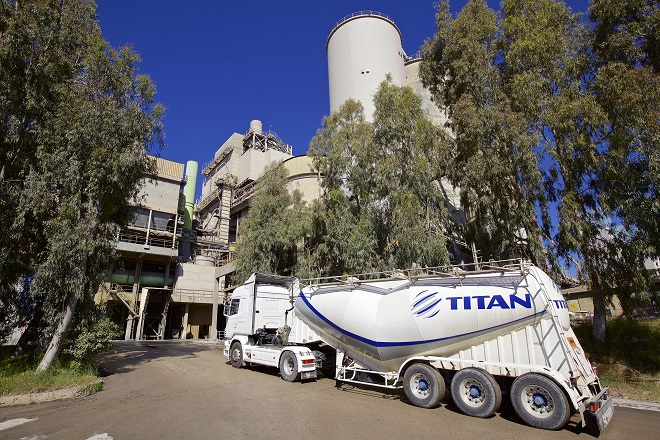 Titan: Εξαγόρασε προς 81,8 εκατ. ευρώ τη συμμετοχή της IFC σε θυγατρικές της