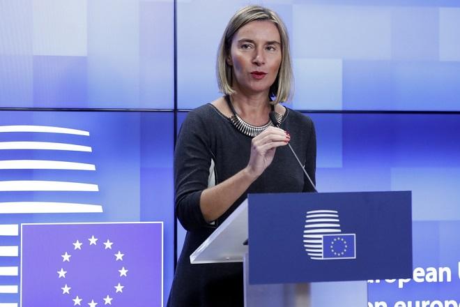 Μογκερίνι για την επέτειο της υπογραφής της Συμφωνίας των Πρεσπών: Έγιναν θετικά βήματα στα Δυτικά Βαλκάνια