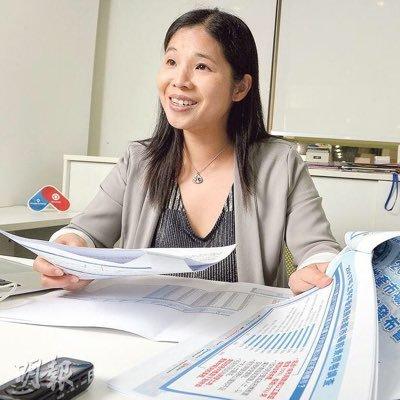 H Carrie Law, CEO και Διευθυντής της Juwai.com.