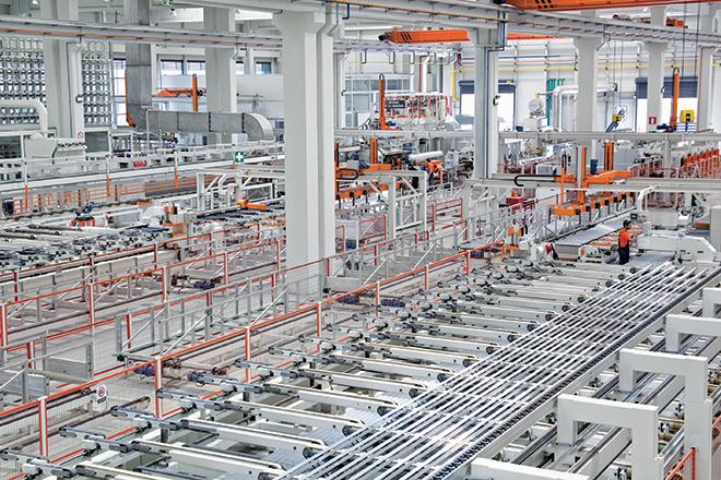 Cosmos Aluminium: Σταθερή πορεία στη λεωφόρο της ανάπτυξης