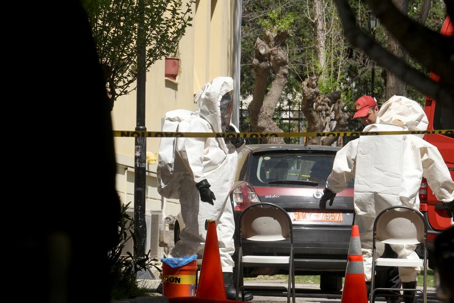 «Συναγερμός» στην Κέρκυρα: Φάκελος με ύποπτη σκόνη εντοπίστηκε στο ταχυδρομείο