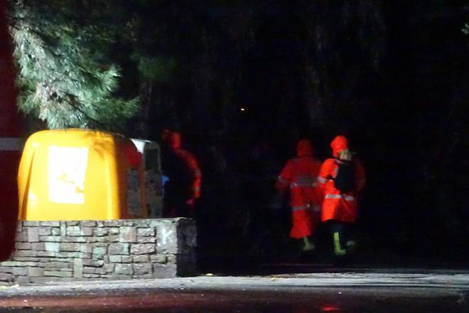 Κλιμάκιο των ειδικών υπηρεσιών προερχόμενο από την Αθήνα εισέρχεται στον κτήριο της Διοίκησης του Πανεπιστημίου Αιγίου Πέμπτη 10 Ιανουαρίου 2019. Σύμφωνα με πληροφορίες  ένας φάκελος με αποδέκτη την Πρυτάνισσα του Πανεπιστημίου Αιγαίου  Χρυσή Βιτσιλάκη προκάλεσε ενοχλήσεις στο βλεννογόνο του στόματος και της μύτης σε επτά άτομα που ήρθαν σε επαφή με το περιεχόμενο του, έχει θέσει σε συναγερμό τις Αστυνομικές αρχές στη Λέσβο. ΑΠΕ ΜΠΕ/ΑΠΕ ΜΠΕ/Μπαλάσκας Στρατής