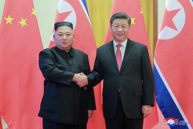 Στο Πεκίνο ο Κιμ Γιονγκ Ουν: «Η δεύτερη συνάντηση με τον Τραμπ θα φέρει αποτελέσματα»